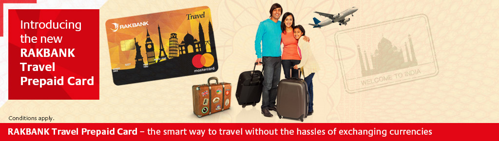 Travel Prepaid Card