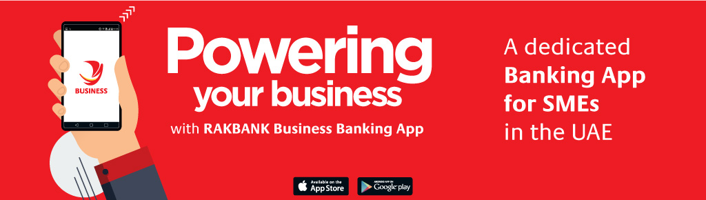 RAKBANK Business Banking App