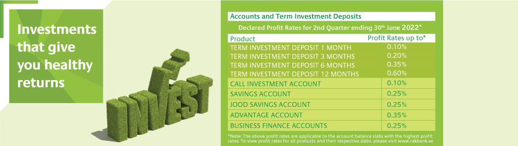 Second Quarter Profit Rates 2019