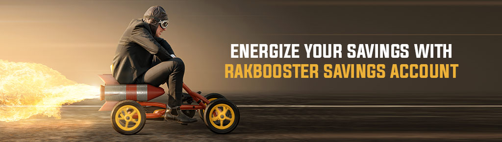 RAKbooster Account