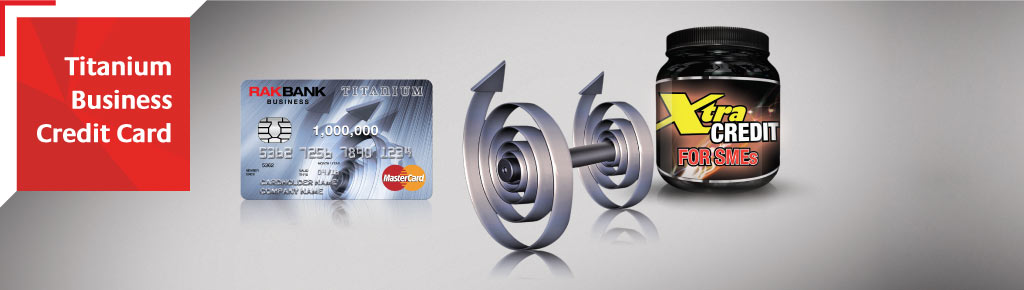 Titanium Bussiness Credit Card
