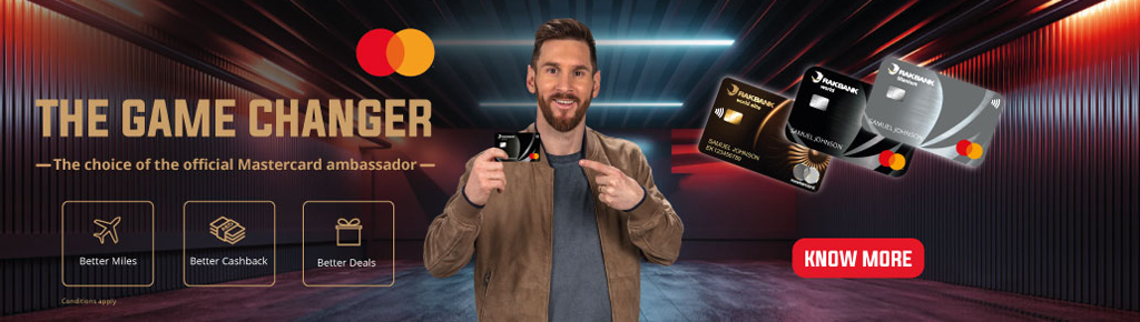 Emirates Skywards World Elite Credit Card