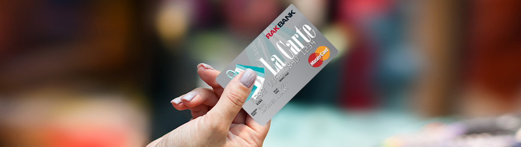 RAKBANK Geant La Carte Credit Card