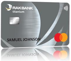 Rakbank credit cards personal credit cards dubai uae titanium credit card reheart Images