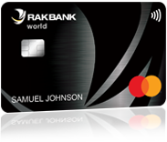 Rakbank credit cards personal credit cards dubai uae world credit card reheart Image collections