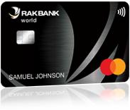 Rakbank credit cards personal credit cards dubai uae world credit card reheart Images