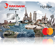 HighFlyer Platinum Credit Card