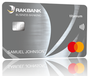 Titanium Business Credit Card