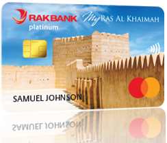 My RAK Credit Card